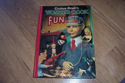 Graham Rawle's Wonder Book of Fun By Graham Rawle