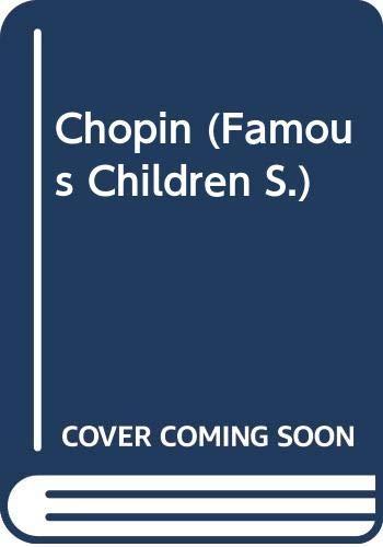 Chopin By Ann Rachlin