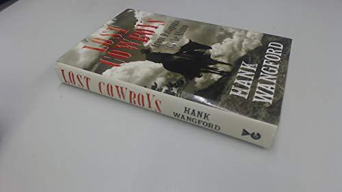 Lost Cowboys By Hank Wangford