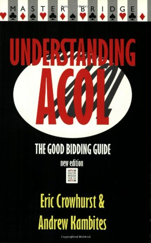 Understanding Acol By Eric Crowhurst