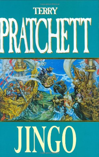 Jingo: Discworld: The City Watch Collection (Discworld Novels) By Terry Pratchett