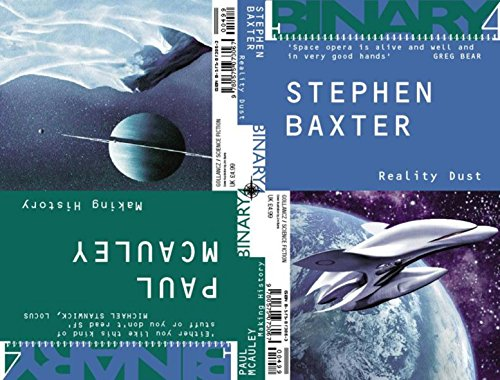 Reality Dust By Stephen Baxter