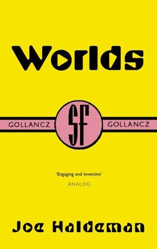 Worlds By Joe Haldeman