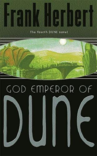God Emperor Of Dune By Frank Herbert