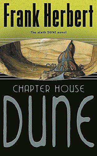 Chapter House Dune By Frank Herbert