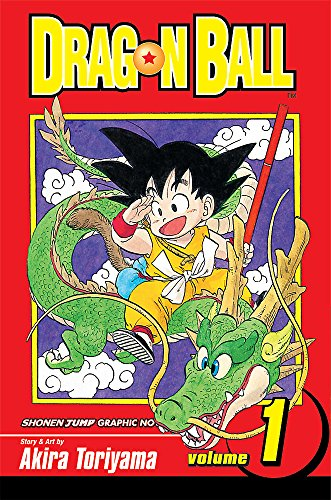 Dragon Ball Volume 1 By Akira Toriyama