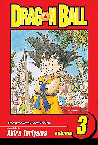 Dragon Ball Volume 3 By Akira Toriyama