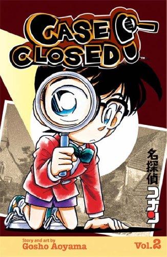 Case Closed Volume 2 By Gosho Aoyama