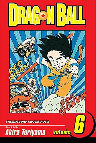 Dragon Ball Volume 6 By Akira Toriyama