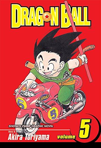 Dragon Ball Volume 5: v. 5 (MANGA) by Akira Toriyama