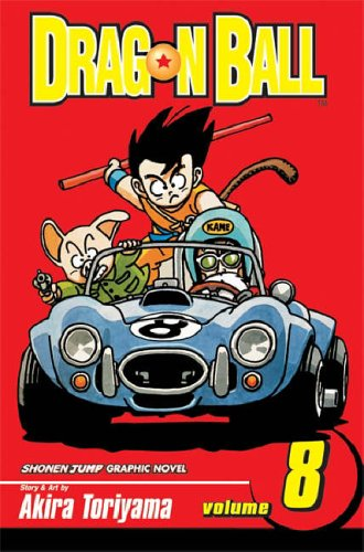 Dragon Ball Volume 8 By Akira Toriyama