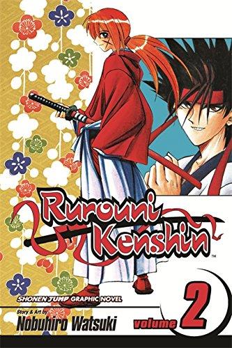 Rurouni Kenshin Volume 2 By Nobuhiro Watsuki
