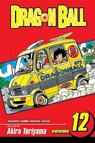 Dragon Ball Volume 12 By Akira Toriyama