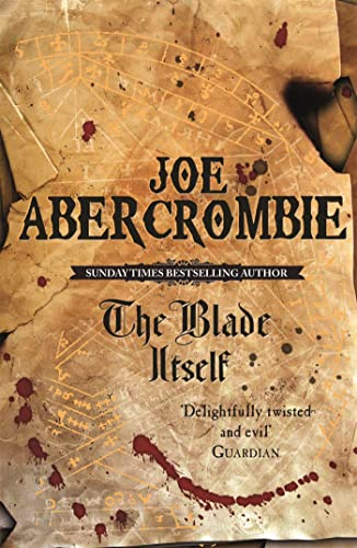 Blade Itself By Joe Abercrombie