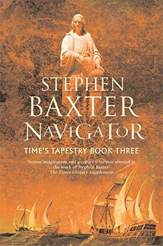 Navigator (GOLLANCZ S.F.) By Stephen Baxter
