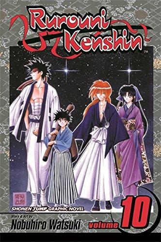 Rurouni Kenshin Volume 10 By Nobuhiro Watsuki