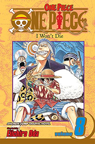 One Piece: v. 8 by Eiichiro Oda