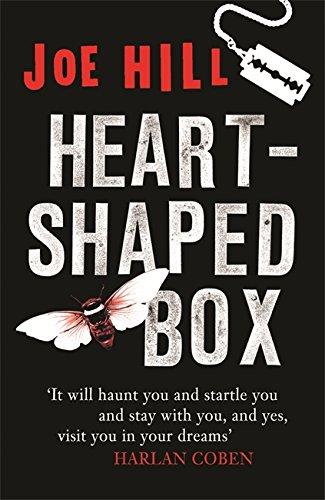 Heart-shaped Box by Joe Hill