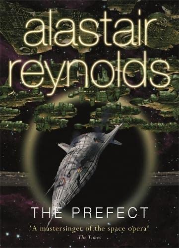 The Prefect by Alastair Reynolds