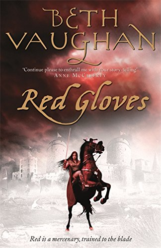 Red Gloves By Beth Vaughan