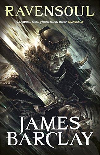 Ravensoul by James Barclay