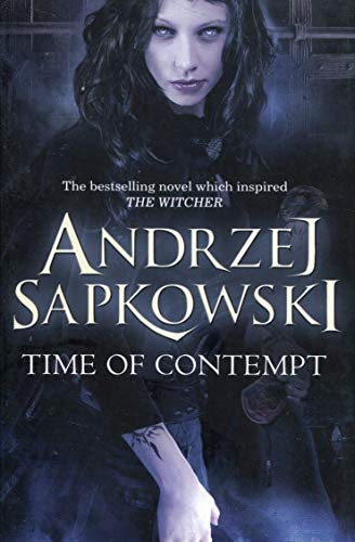 Time of Contempt (Witcher 2) By Andrzej Sapkowski