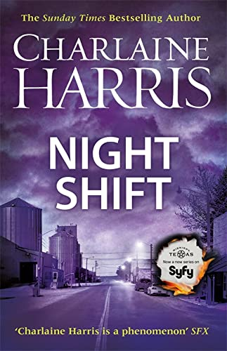 Night Shift: Now a major new TV series: MIDNIGHT, TEXAS by Charlaine Harris
