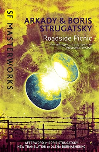 Roadside Picnic By Boris Strugatsky