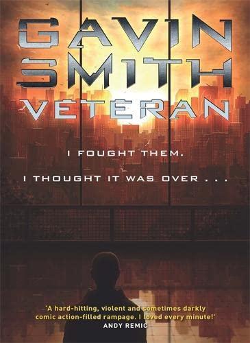 Veteran By Gavin G. Smith
