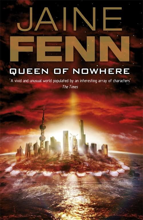 Queen of Nowhere By Jaine Fenn