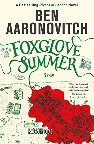 Foxglove Summer: The Fifth Rivers of London novel (A Rivers of London novel) By Ben Aaronovitch