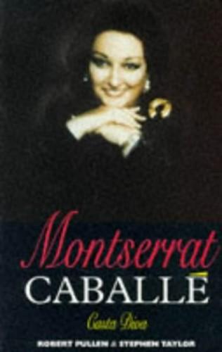 Montserrat Caballe By Robert Pullen