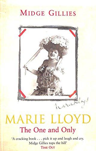 Marie Lloyd By Midge Gillies
