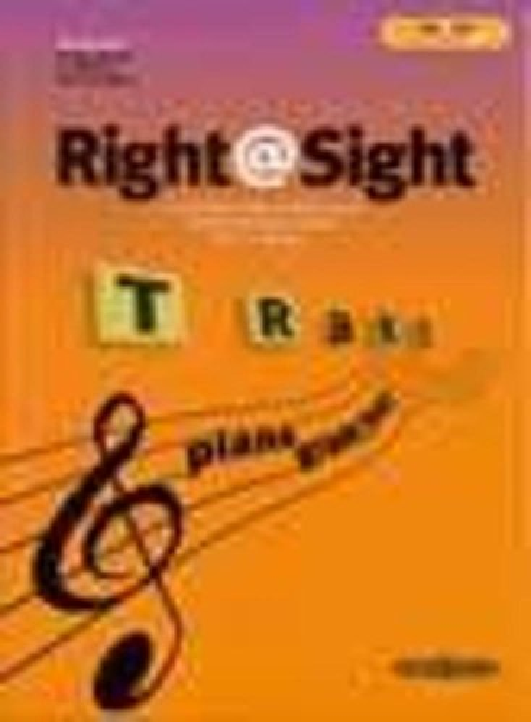 Right@Sight Piano grade 4 (right @ sight grade four) By T A Johnson
