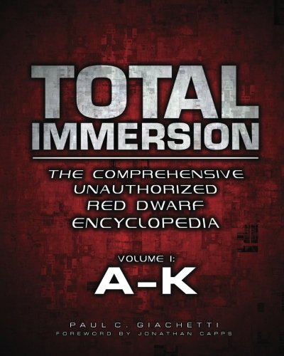 Total Immersion By Paul C Giachetti