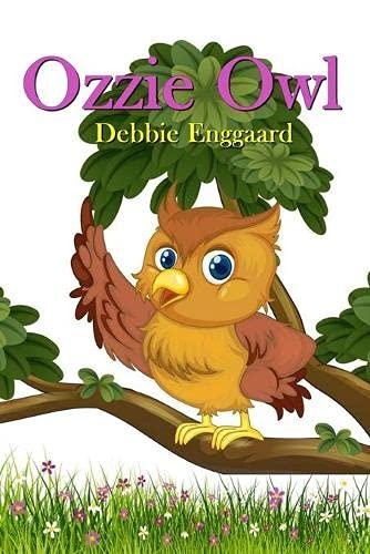 Ozzie Owl By Debbie Enggaard