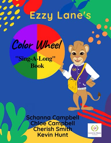 Color Wheel By Chloe Campbell