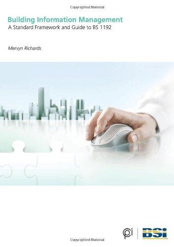 Building Information Management By Mervyn Richards