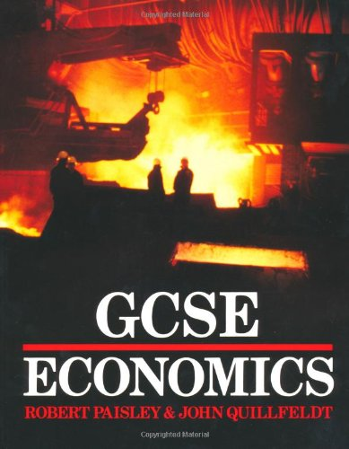 G.C.S.E Economics Paper By Robert Paisley