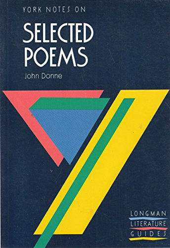 Selected Poems - John Donne By Edited by P. Mallet