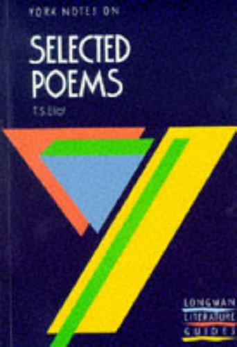 T.S.Eliot By M. Herbert