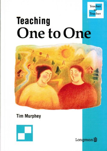 Teaching One to One By Tim Murphey