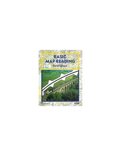Basic Map Reading Paper By Keith Gillard