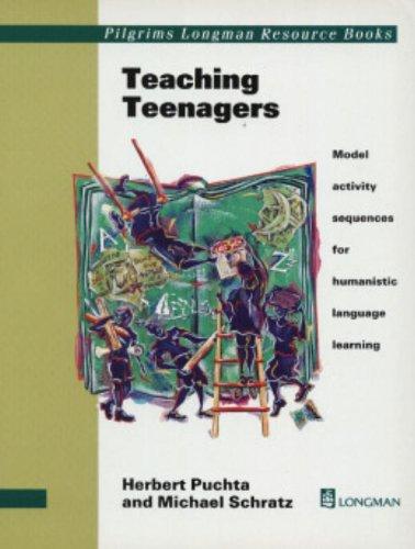 Teaching Teenagers By Herbert Puchta