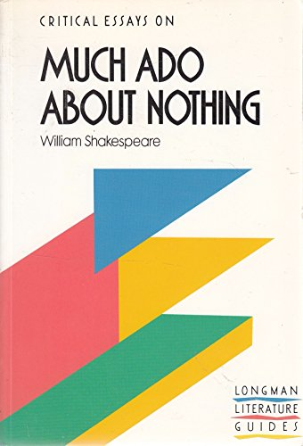 """Much Ado About Nothing"", William Shakespeare By Edited by Linda Cookson"