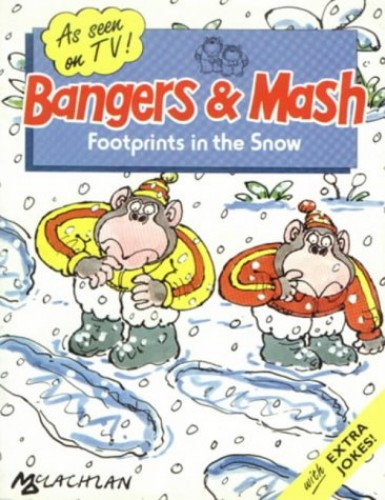 Bangers and Mash T.V. Books By Paul Groves