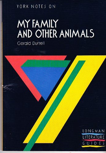 """Durrell, Gerald, """"My Family and Other Animals"""" By Hana Sambrook"""