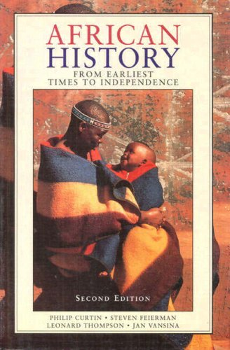 African History By Philip D. Curtin