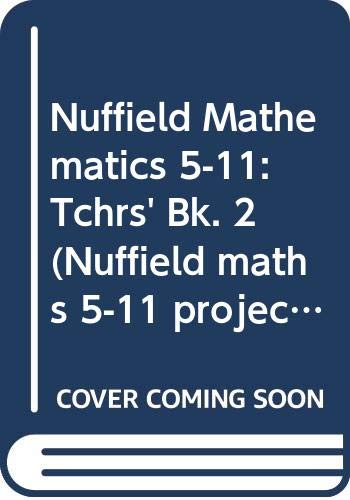 Nuffield Mathematics 5-11 By NCCT