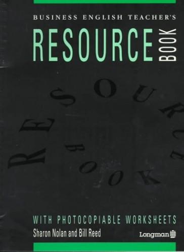 Business English Teacher's Resource Book By Sharon Nolan